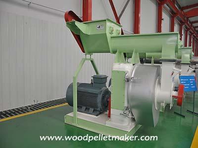 ring die pellet machine factory