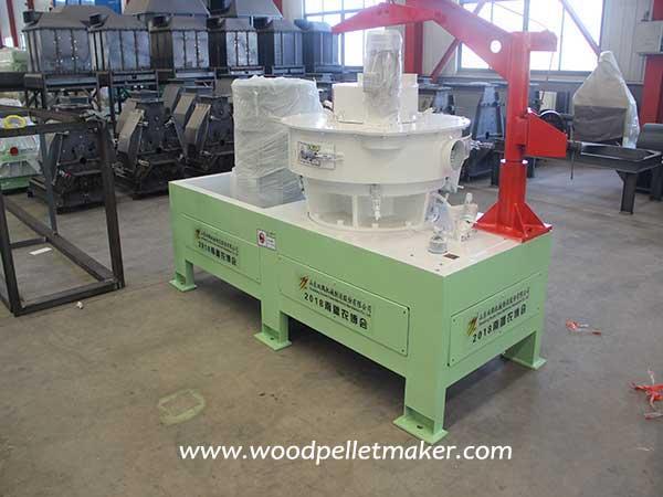 biofuel pellet machine