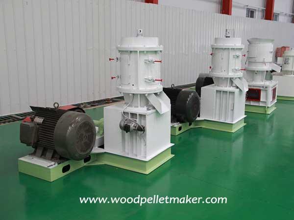 biofuel pellet mill