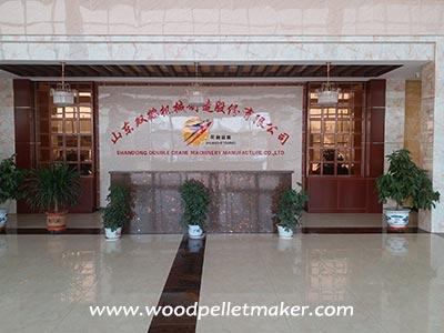 pellet machine company