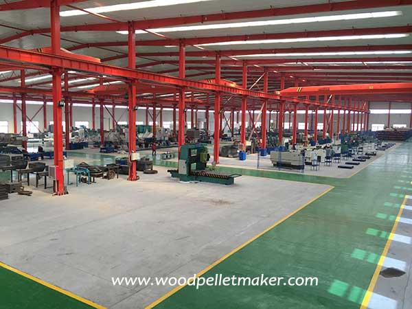 pellet machine manufacturing equipment