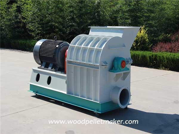 wood hammer mill