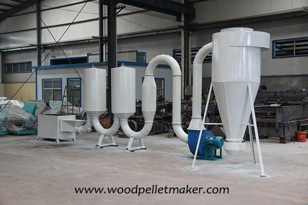 sawdust dryer