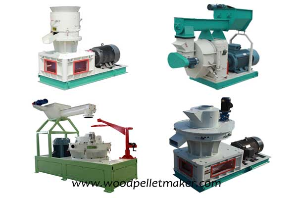 wood pellet mill equipment