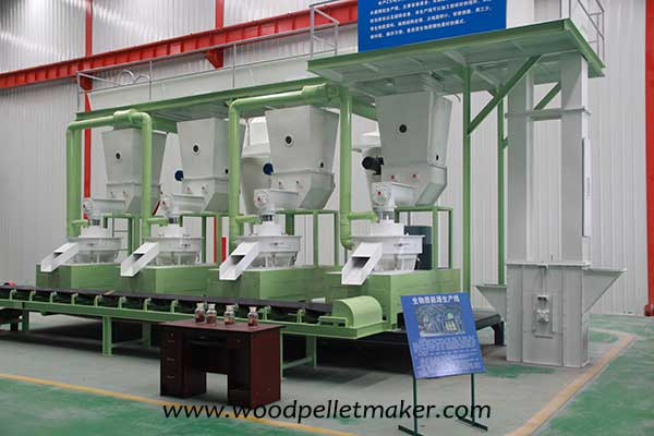 wood pellet plant for sale