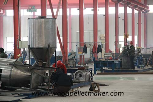 Wood Pellet Mill Supplier